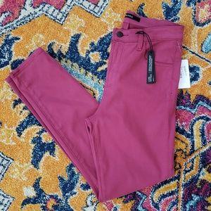 NWT J Brand Alana high rise crop skinny pants